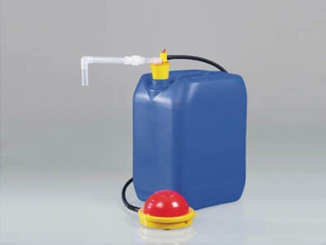 Buerkle™Polypropylene OTAL™ Foot Pump 20 L/min. Buerkle™Polypropylene OTAL™ Foot Pump