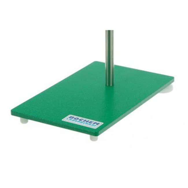 Bochem™ Steel Stand Bases Height: 6mm; Length: 250mm Bochem™ Steel Stand Bases
