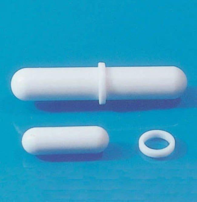 Fisherbrand™Barra de agitación de PTFE con anillo extraíble Dimensions (Dia. x L): 8 dia.x 32mmL Fisherbrand™Barra de agitación de PTFE con anillo extraíble