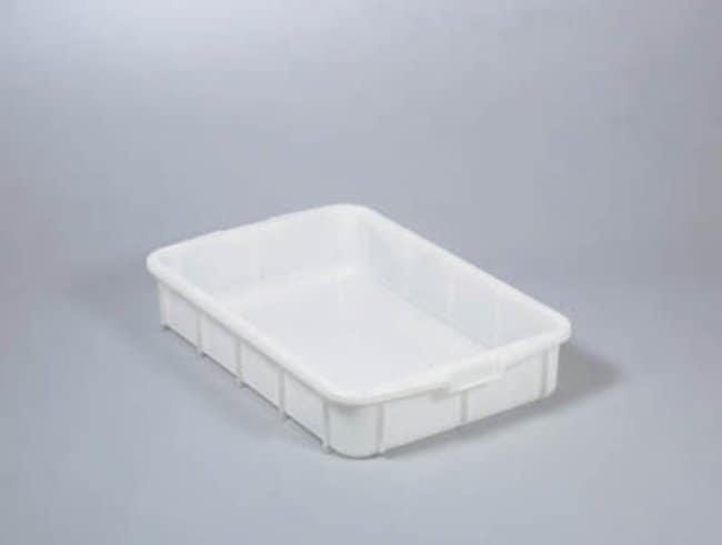 Buerkle™Allzweck-Lagerbehälter aus HDPE Interior Dimensions: 400W x 120WmmH; Capacity: 29L Kunststoffboxen