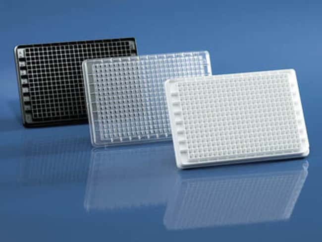 BRAND&trade;&nbsp;BRAND<i>plates</i> cellGrade&trade; 384-well Cell Culture Microplates White, 100&mu;L Ver productos