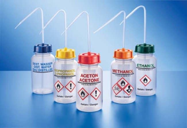 Kautex™500-ml-Sicherheitsspülflaschen: Glasflaschen Flaschen, Gefäße und Kannen