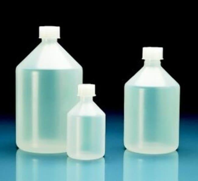 VITLAB™Polypropylene Reagent Bottle Screw cap size GL63; Capacity: 2000mL; Dimensions: 131 dia. x 243mmH VITLAB™Polypropylene Reagent Bottle