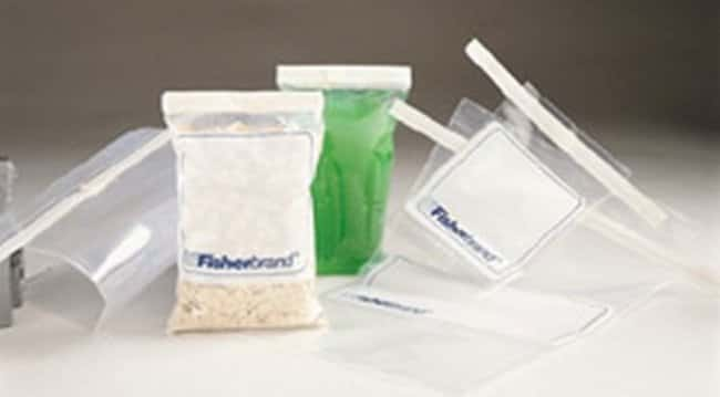 Fisherbrand™Sterile Polyethylene Sampling Bags: Home