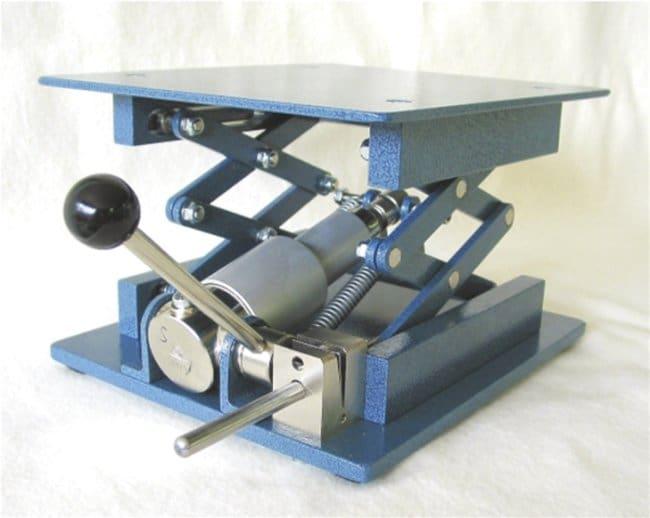 Juchheim Laborgeraete™Hydraulische Hebebühne für das Labor 200x230mm Zubehör für Mehrzweckwagen