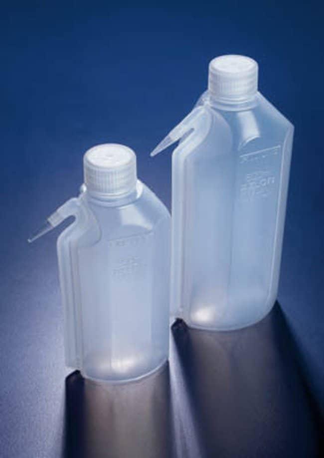 Azlon™ LDPE Wash Bottles with Integral Spout: Bottles Bottles, Jars and Jugs