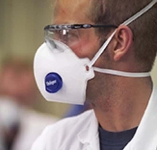 Draeger™X-plore™ 1710 V Face Mask Product Type: Filtering Half Mask X-Plore 1710 V FFP1 NR D Air Purifying Respirators Disposable