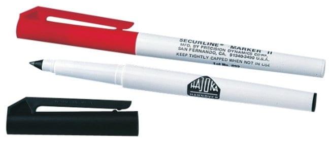 Schwarze Markierstifte mit feiner Spitze Black Schwarze Markierstifte mit feiner Spitze