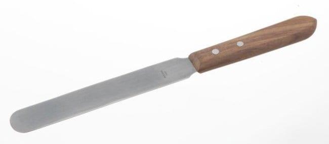 Bochem™Stainless Steel Spatulas Size (L x W): 365 x 38mm; Blade Dimensions (L x W): 250 x 38mm Bochem™Stainless Steel Spatulas