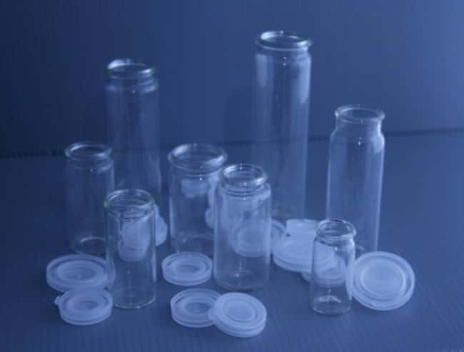 Fisherbrand™ Soda Lime Glass Tube Dimensions: 24 x 52mm products