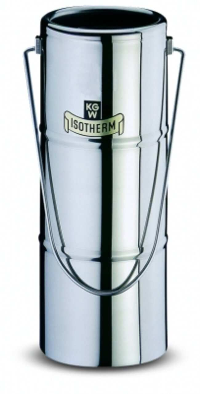 Kgw Isotherm™DSS Stainless Steel Dewar Flasks Capacity: 2000mL Ver productos