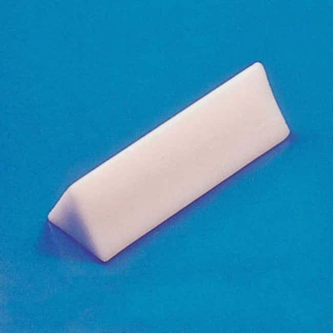 Fisherbrand™Triangular PTFE Stir Bars Dimensions (Dia. x L): 8 dia. x 20mmL Fisherbrand™Triangular PTFE Stir Bars