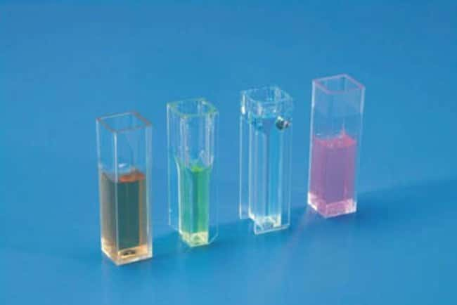 Kartell™ Spectrophometry Cuvettes Volume: 4.5mL Kartell™ Spectrophometry Cuvettes