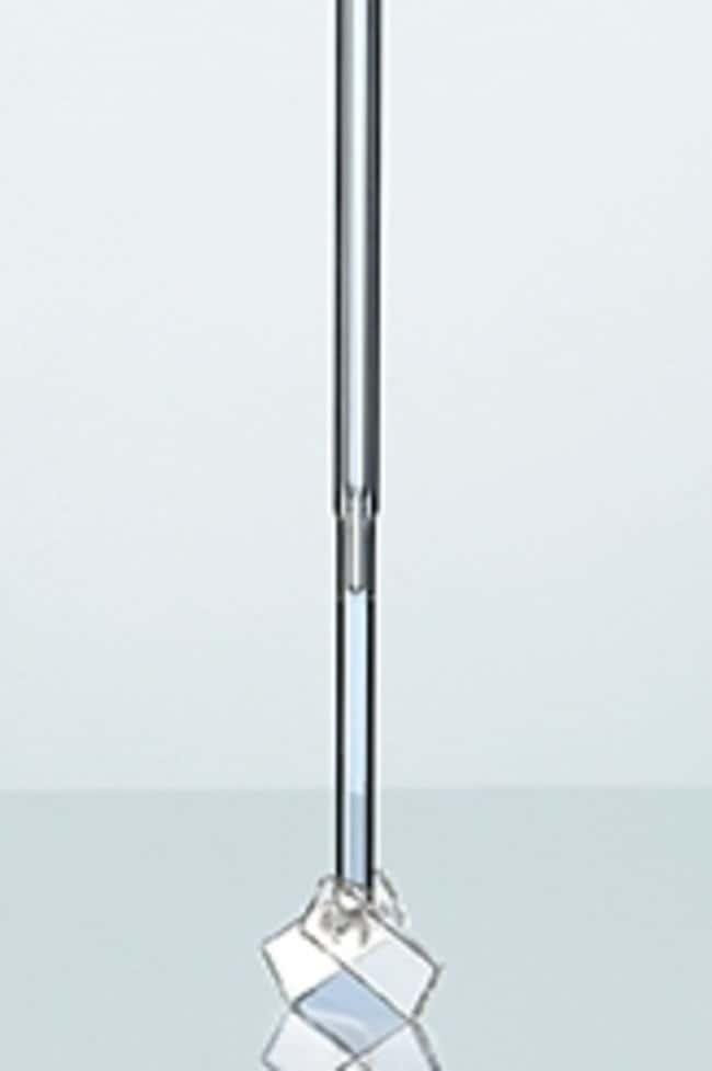 Duran™Interchangeable Glass KPG Stirrer Shafts For 25mm Flask Neck I.D. Length: 320mm; Designation: WS 10 Duran™Interchangeable Glass KPG Stirrer Shafts For 25mm Flask Neck I.D.