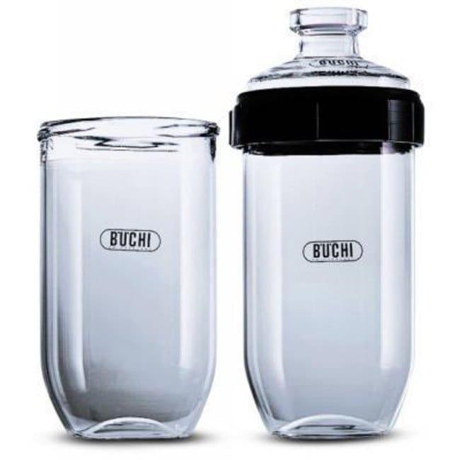 BUCHI1500 mL Beaker Flask Beaker flask; Size: 1500 mL; Includes: Flask
