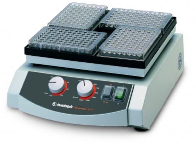Heidolph™Titramax Schüttler Timer: 0-120 min/continuous operation Orbitalschüttler
