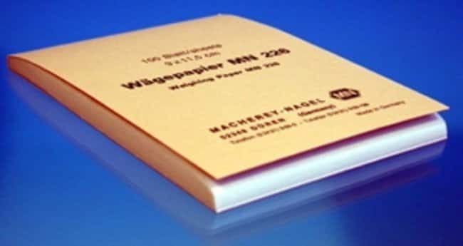 Macherey-Nagel™ Weighing Papers Dimensions (L x W): 90 x 115mm Weighing Papers and Dishes