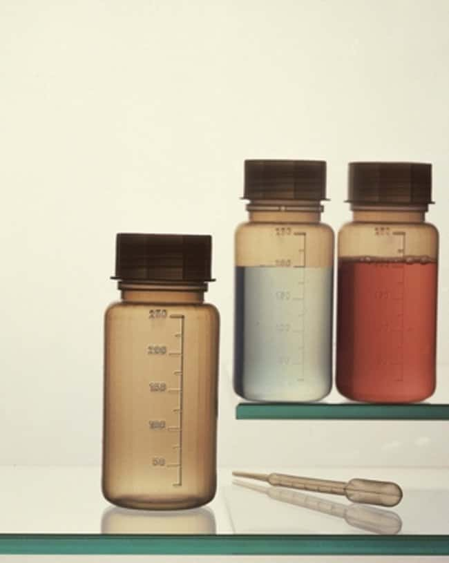Kartell™ Polyethylene Graduated Wide-Neck Bottles Capacity: 250mL