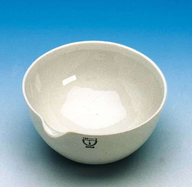 Haldenwanger™Porcelain Evaporating Dishes Capacity: 3400mL; Diameter: 310mm Haldenwanger™Porcelain Evaporating Dishes