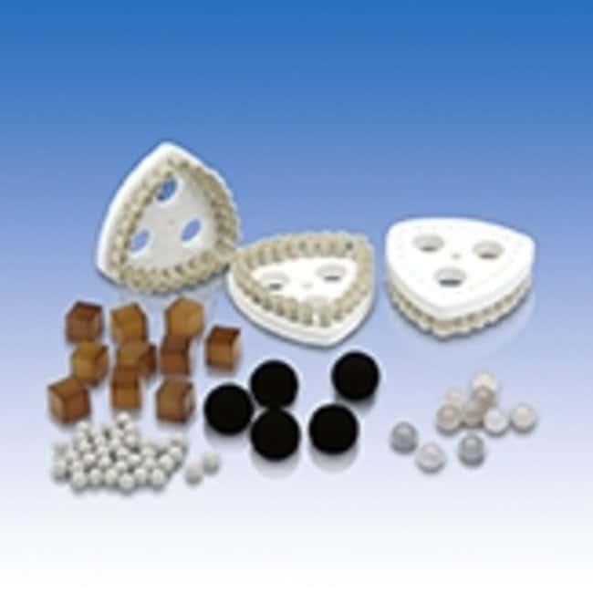 RETSCHPolyurethane Sieving Aids Cubes Size: 12 x 12 x 12mm RETSCHPolyurethane Sieving Aids Cubes