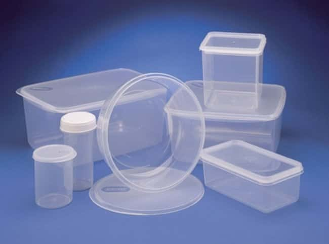 Azpack™Polypropylene Storage Container: Boxes Hazardous Materials Storage and Disposal