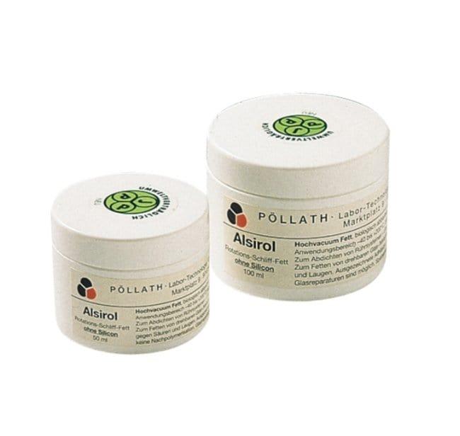 Poellath™50ML Alsirol-Schliff-Fett . 50mL Glasperlen