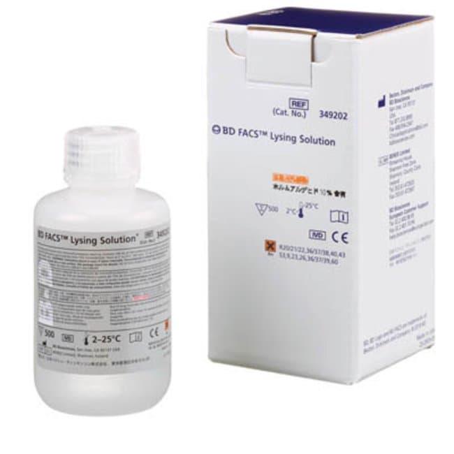 BDBD FACS™ Lysing Solution 10X Concentrate Capacity: 100mL Agentes lisantes