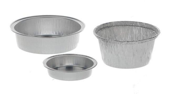 Bochem™Rundes Kochgeschirr aus Aluminium: Schalen und Flaschen für Zellkulturen Cell Culture