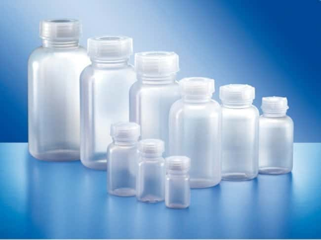 Kautex™ LDPE Wide Mouth Bottles Capacity: 100mL Kautex™ LDPE Wide Mouth Bottles