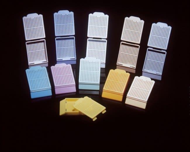 Simport™Acetal Co-Polymer Histosette 1 Histology Cassettes Color: Blue Simport™Acetal Co-Polymer Histosette 1 Histology Cassettes