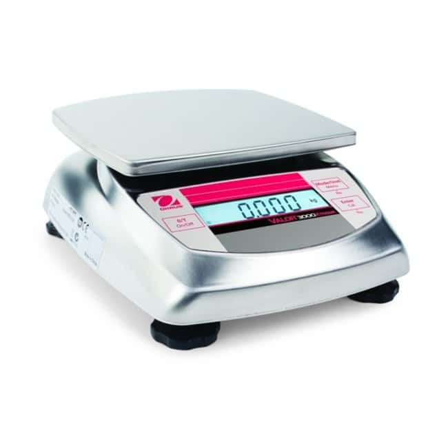 Ohaus™ Valor™ 3000 Xtreme Compact Food Scales: Scales Balances, Scales and Weighing