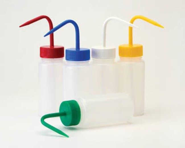 Azlon™ LDPE Wide Neck Wash Bottles: Bottles Bottles, Jars and Jugs