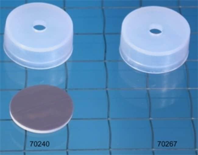 Macherey-Nagel™N 20 PE-Verschlüsse: Kappen und Verschlüsse für Autosampler-Fläschchen Autosampler-Fläschchen, Kappen und Verschlüsse