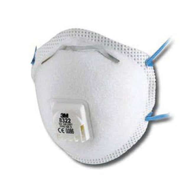 3M™ Disposable Particulate Respirator, 8000 Series: Air Purifying Respirators Respiratory Protection