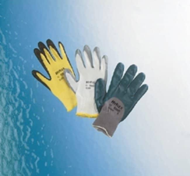 Ansell™Gants de poids moyen en nitrile HyFlex™ série11-500: Chemical, Temperature, and Cut Resistant Gloves Gants