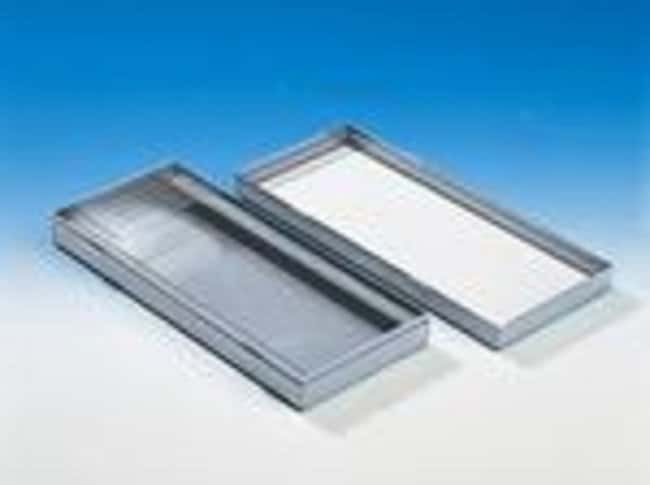 BRAND™ Polystyrene Slide Boxes: Boxes Racks, Boxes, Labeling and Tape