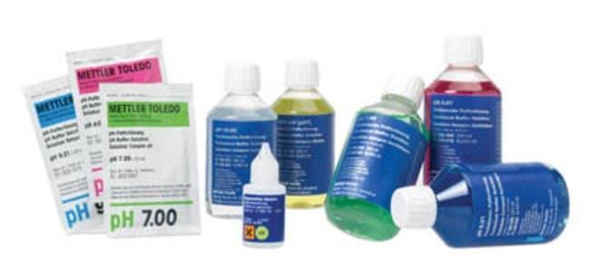 Technical Buffer for pH DKD Certified pH 7.00, METTLER TOLEDO™ Quantity: 250mL Technical Buffer for pH DKD Certified pH 7.00, METTLER TOLEDO™