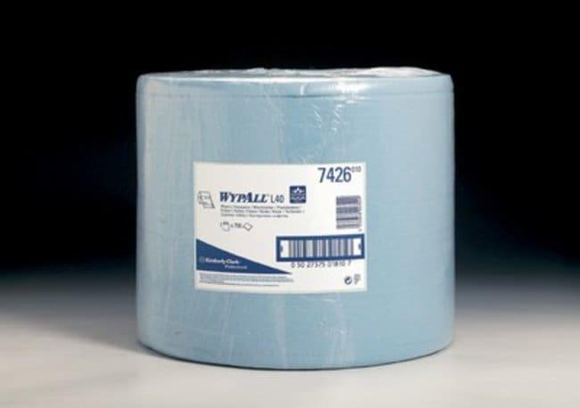 Kimberly-Clark™ ProfessionalWypAll™ L40 Wischtücher, Papier Thickness: 3-ply; Blue Universaltücher