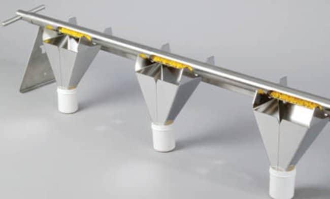 Buerkle™Emptying Device for Zone Sampler Includes: Separate emptying funnel Buerkle™Emptying Device for Zone Sampler