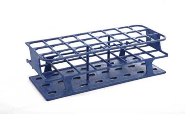 Fisherbrand™Delrin™ Full-Size Teströhrchengestelle, 24 x 30mm: Gestelle Gestelle, Boxen, Etiketten und Klebeband