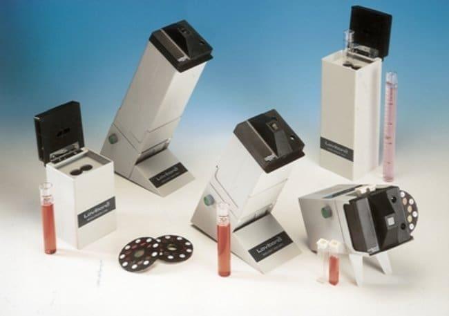 Lovibond Tintometer™Nessleriser Comparator Includes: Nessleriser 2150, stand, daylight lighting unit and pair Nessler tubes, 113mm with plungers Lovibond Tintometer™Nessleriser Comparator