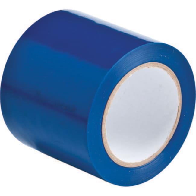 Brady Marking Tape Roll: Abrasion Resistant Vinyl, Solid Color, Blue Abrasion