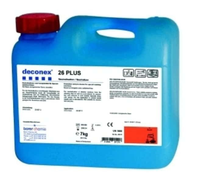 Borer Chemie™deconex™ 26 PLUS Volumen: 7 kg Hausmeisterbedarf, Oberflächenreinigungslösungen