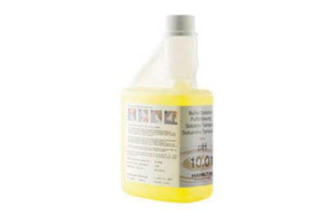 Hamilton™DuraCal™ Buffer pH 10.01 Quantity: 250mL Hamilton™DuraCal™ Buffer pH 10.01