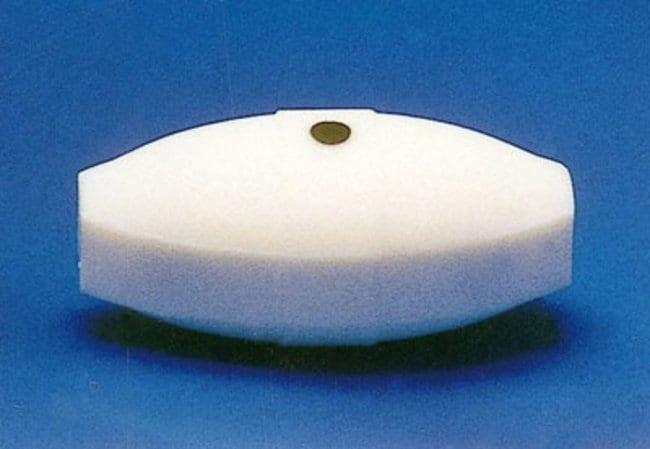 Fisherbrand™Ancoretta di agitazione PTFE Turbo ellittica con parte interna Dimensions (Dia. x L): 14 dia.x 25mmL Fisherbrand™Ancoretta di agitazione PTFE Turbo ellittica con parte interna