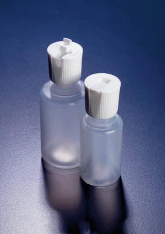 Azlon™ LDPE Round Dispensing Bottles with Pivot Nozzle Capacity: 500mL; Dimensions: 74 dia. x 174mmH Azlon™ LDPE Round Dispensing Bottles with Pivot Nozzle