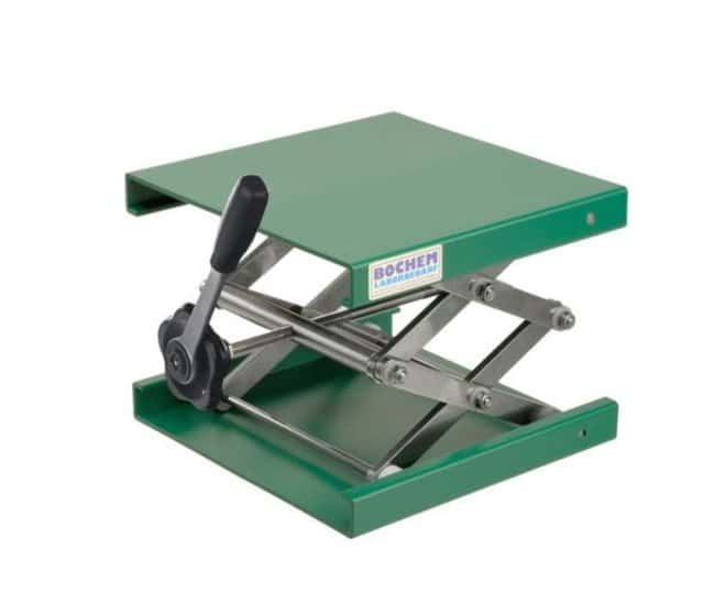 Bochem™Laborheber aus Aluminium Dimensions (L x W): 300 x 300mm Produkte