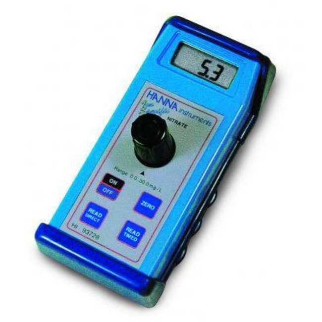 Hanna Instruments™Rubber Shockproof Boot Color: Blue Ver productos