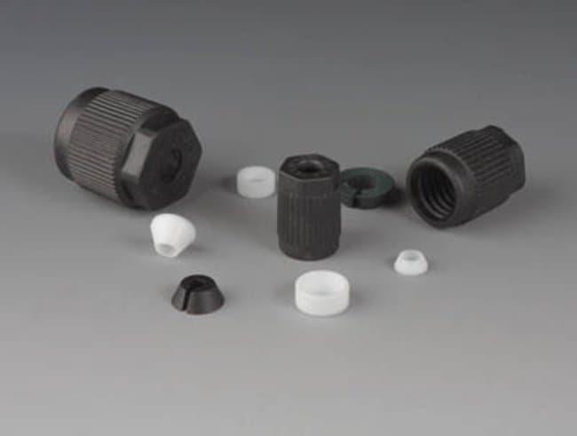 Bohlender™Unión de rosca PPS HT BOLA™ Fits Tubing (Outer Diameter): 6mm; Thread Size: GL 14 Bohlender™Unión de rosca PPS HT BOLA™