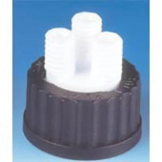 Bohlender™BOLA™ Schraubkappen mit Mehrfachverteiler für Flaschen: Stopfen, Kappen und Verschlüsse Flaschen, Gefäße und Kannen